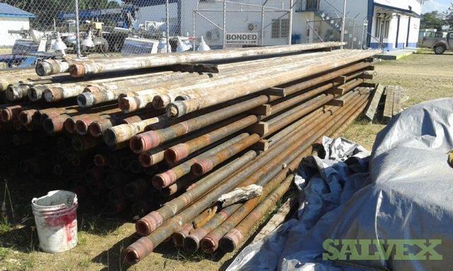 3 1/2 9.3# L80 EUE R2 Surplus Tubing (5,700 Feet)