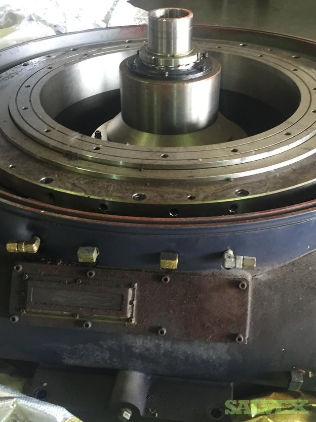 GE 35MW Turbine Parts (Impellers, Packing Rings, Bearing Liners, Impeller Seals, Teeth, Thrust Rings)