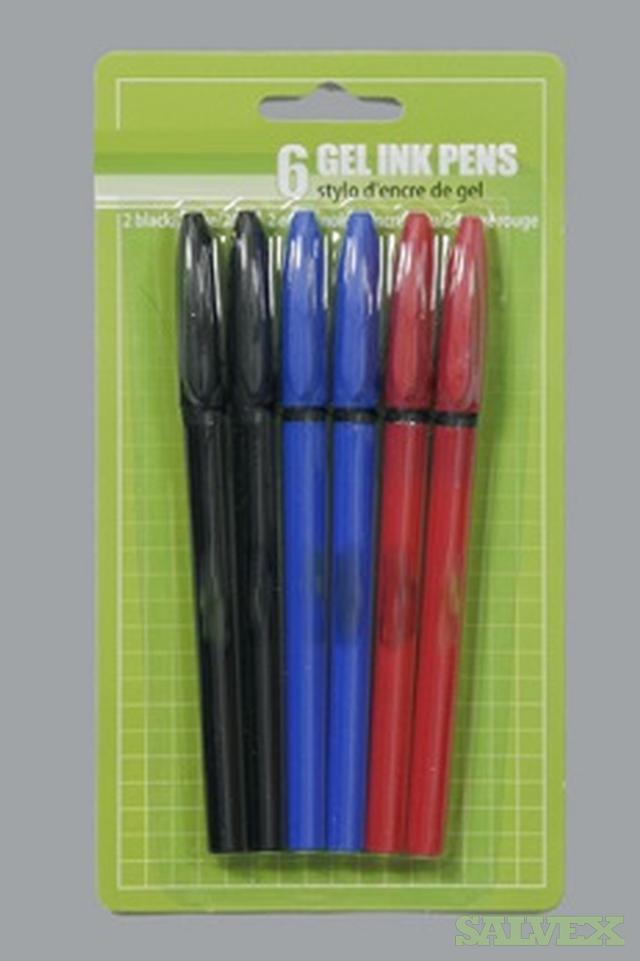Stationery Items: School and Office Supplies  (12-15 Truckloads)
