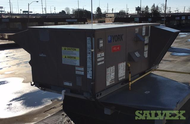 York 15 Tons Gas/Electric Single Package Rooftop Air Conditioner 2007