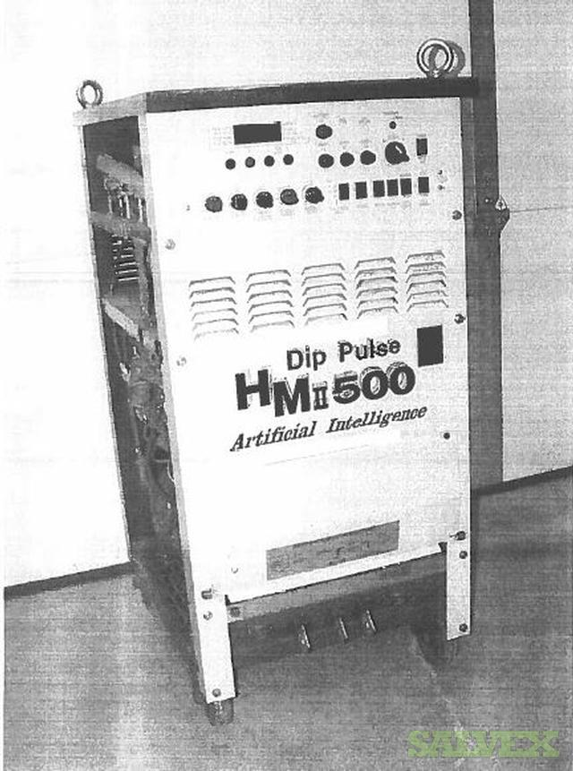 Panasonic Dip-Pulse HM-500 II Welding Power Supplies (4 Units)