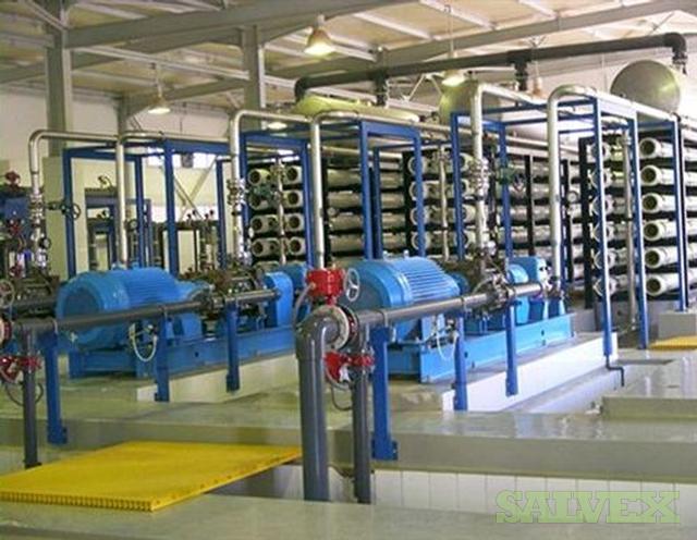 Servern Trent Services Reverse Osmosis Modular Plant (1 Unit)