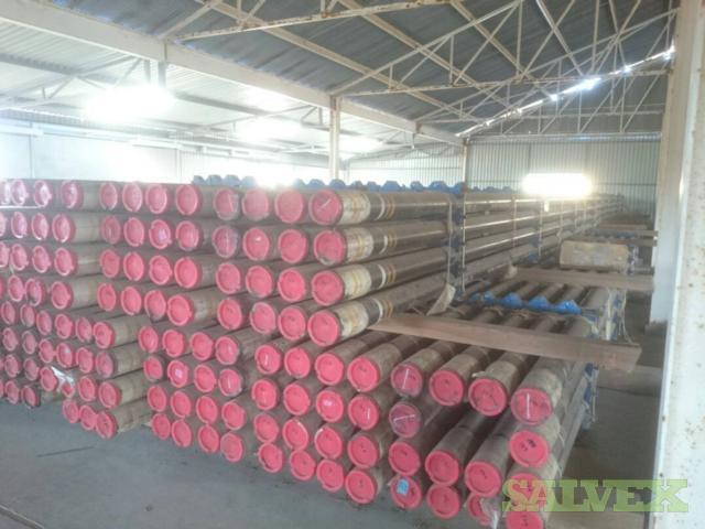 5 1/2 20.00# HP1-13CR110 JFE Fox Surplus Tubing (9,046 Feet)