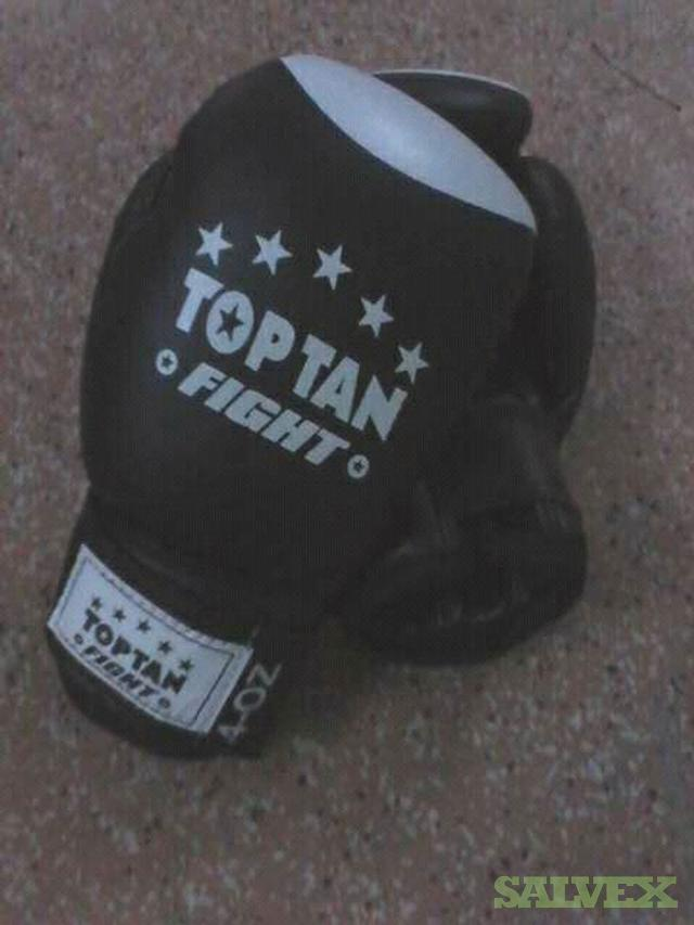 Top Tan Fight Boxing Gloves - for Adult and Junior Training (2,000 Units)