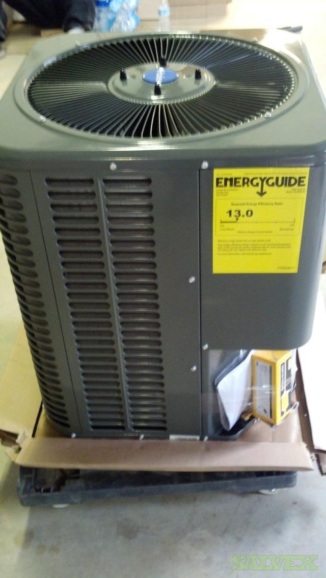 HVAC Units 1.5 Tons Condensing, R-410 Freon Precharged (250 Units)