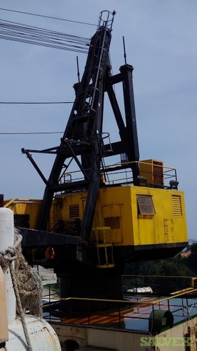 Cap Huisman Crane 100 Ton Salvex