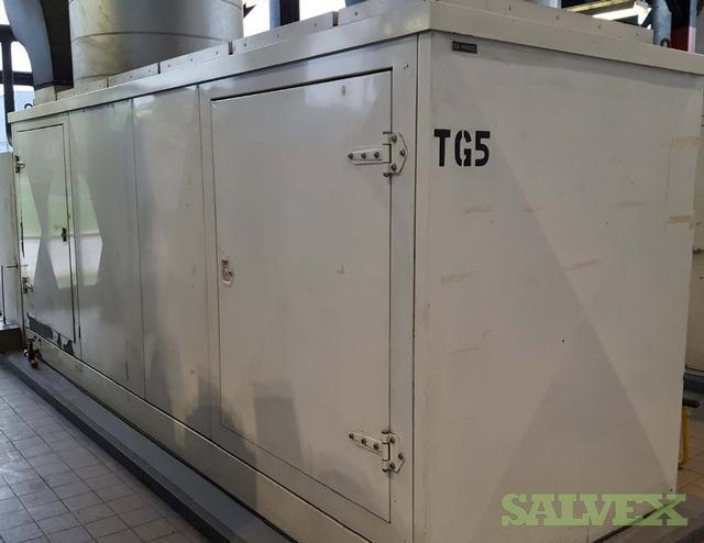 Solar Brand Gas Turbine Generators - 690 kw to 1552 kw (6 Units)