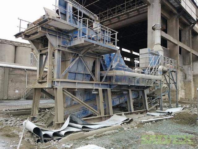 ThyssenKrupp K4C-140/150 Limestone/Brick Crushing Plant (268 HP)