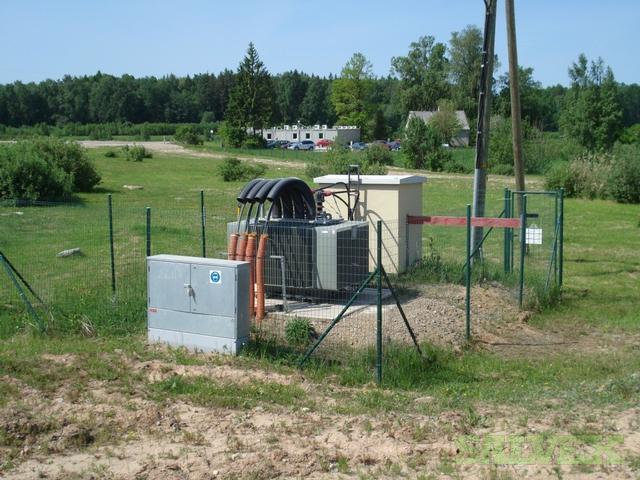ABB Transformer 1600 kVA (3,260 Kgs)