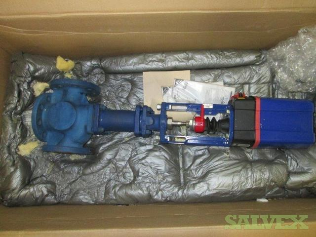 ARI Feed Water Controller Valves (2 Units)