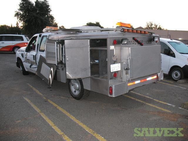 2009 Ford F250 Supercar with Animal Control Cages
