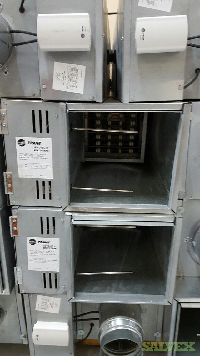 Trane Variable Frequency Drive Vfd And Variable Air