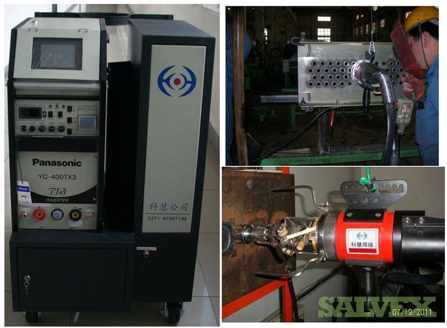 Zhengzhou KHB12-80 Automatic Pulse Welding Machine