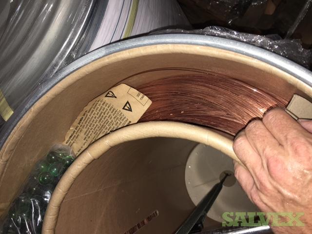Welding Copper Coated Wire .035Mig & Welding Wire Copper .035 | Salvex
