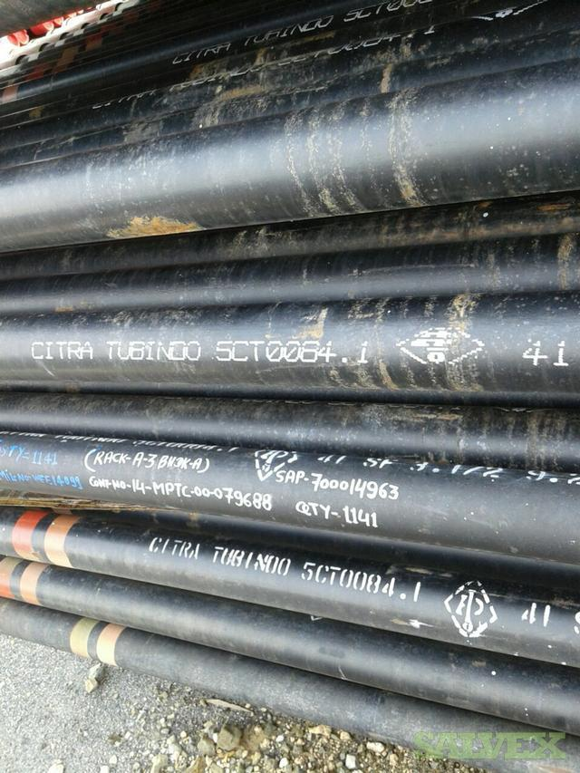 3 1/2 9.2# L80  NSCT BOX X R2 Surplus Tubing (34,410 Feet)