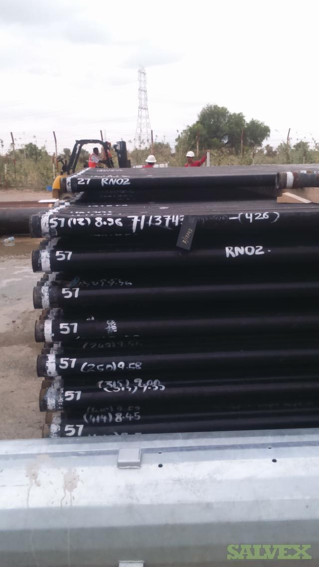 3 1/2 12.95# P110 RTS6 R2 Surplus Tubing (12,780 Feet)