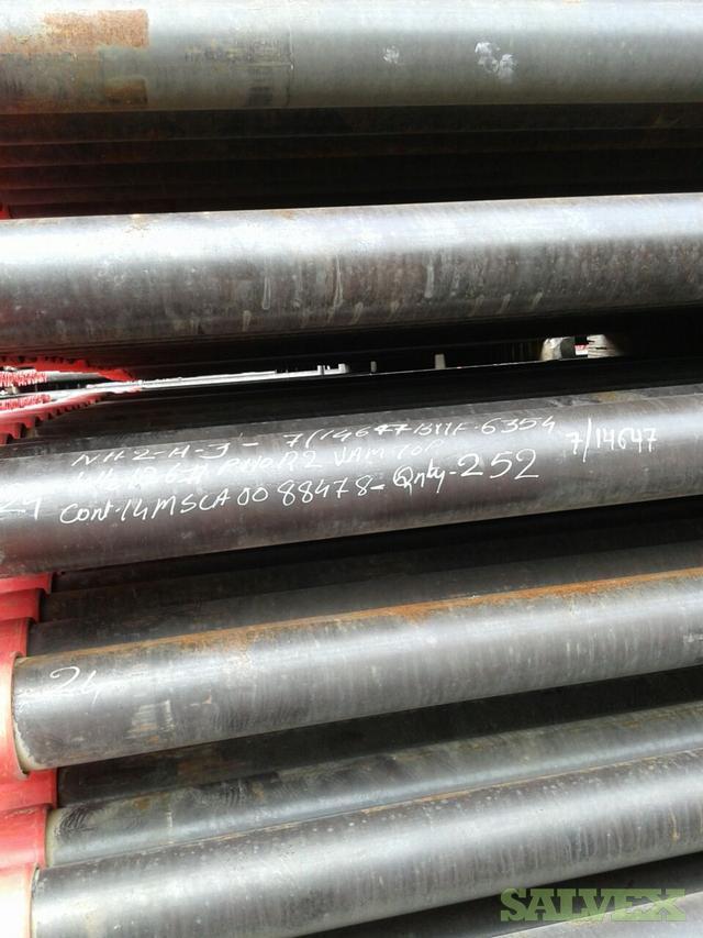 4 1/2 12.6# P110 VAM TOP BOX X PIN R2 Surplus Tubing (16,380 Feet)