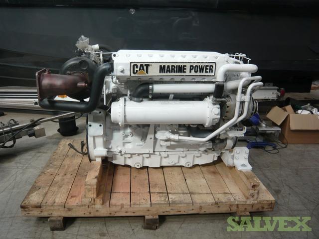 CAT C12 Acert Marine Propulsion Engine