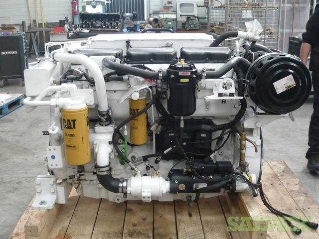 CAT C12 Acert Marine Propulsion Engine | Salvex