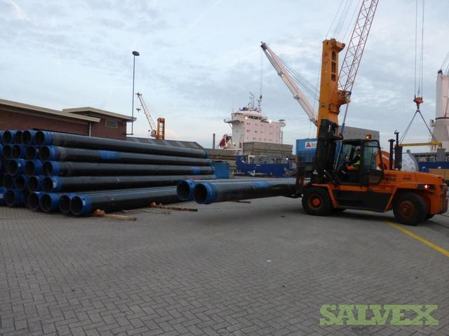 24 245.87# X65 XLC-S R3 Surplus Casing (3,640 Feet) Tubulaire OCTG