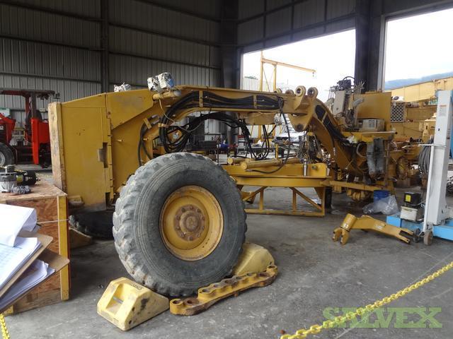 Caterpillar 140H Motor Grader, 5HM02263, 2003