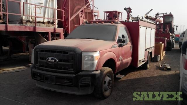 2011 Ford F350 SFFECO Hawk Series Fire Fighting Truck