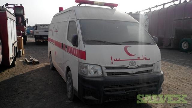 Toyota Hiace SFFECO Type II Ambulance 2011