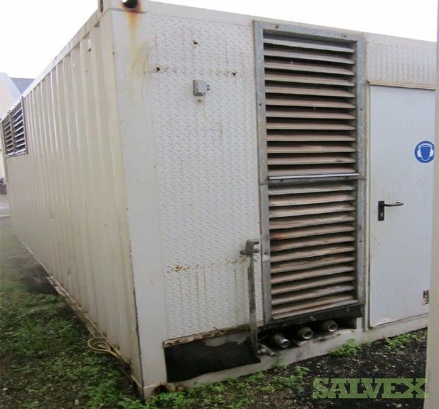 HAKO Bau Compressor Station