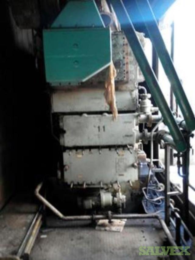 Doosan Man L21/31 Diesel Engine 1980 KW