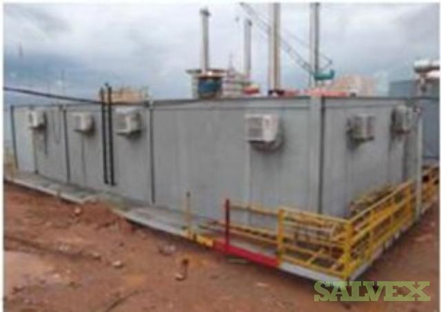 GE Nuovo Pignone MS5001 Gas Turbine Generator   Salvex