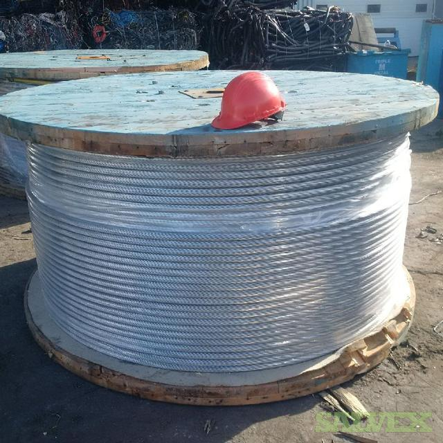 ACAR 1050 MCM Bare Aluminum Electrical Cable (36,733 feet) | Salvex