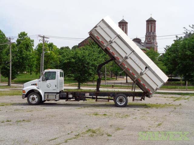 2004 Sterling Acterra Recycle Truck