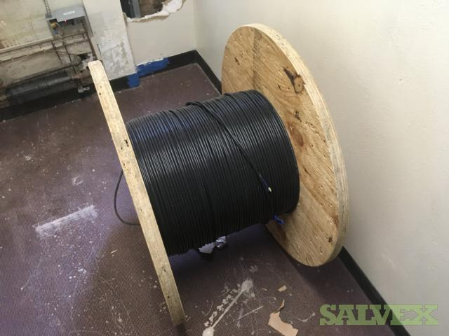 CommScope LazrSPEED 550 Fiber Optic Cable (1000 Feet)