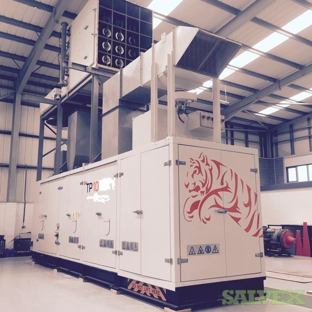 Siemens TP10 (SGT100) Turbine Generator