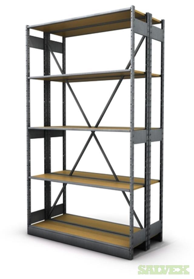 Lozier Storage Backroom Shelving Racks