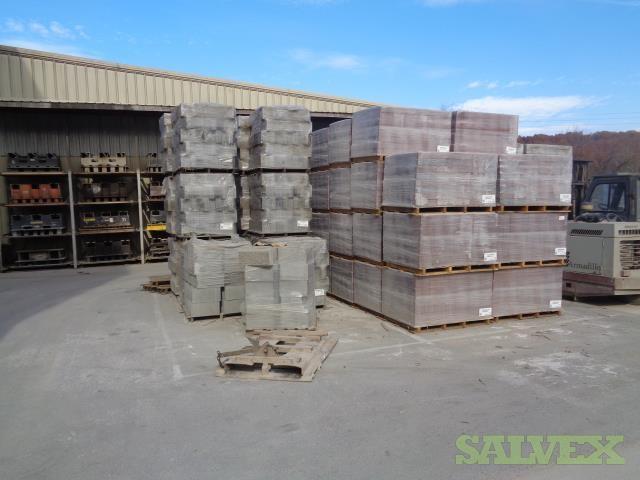Landscape Stones 43,000 Lbs Truckload/14 Skids