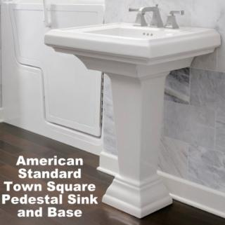 American Standard Pedestal Sinks And Bases (360 Units). Previous; Next.  Previous; Next