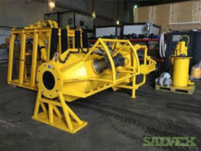 Riserless Mud Recovery System Subsea Pump Module with Spare Toyo Pump BOP Mud Funnel