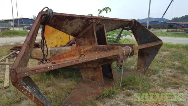 Anchor and Chains FD15000 (15 Tons)