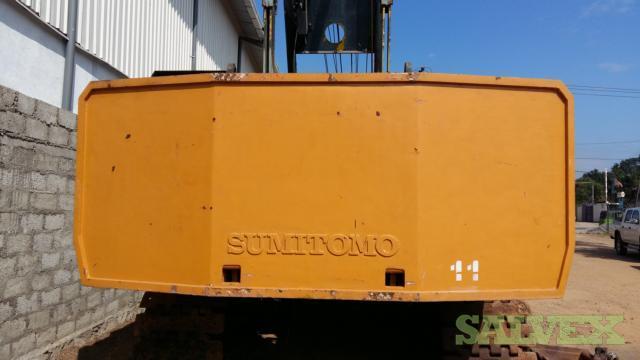 Sumitomo LS - 118RH5 Crawler Crane (55 Ton)