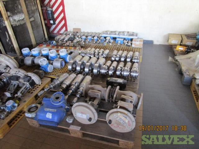 Brewery Equipment (Pumps, Motors, Electrical Control Panels, Compressors, Dryers)
