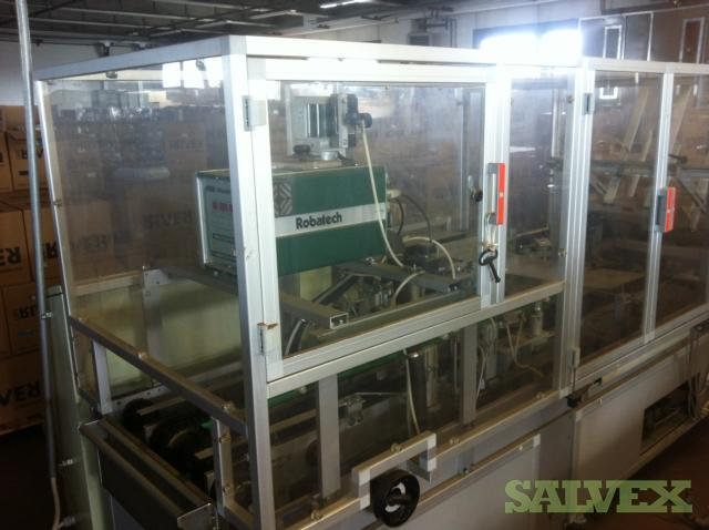 Sotemapack Tray Junior Packaging Machine