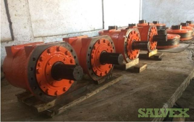 IHI HVL Hydraulic Motors for Cranes (2 Units)