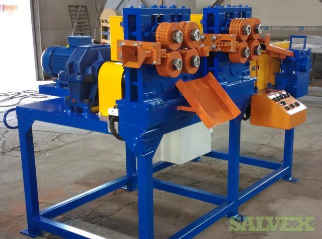 Oil Submersible Cable Recycling Machine (Used to Derive Copper Conductor)