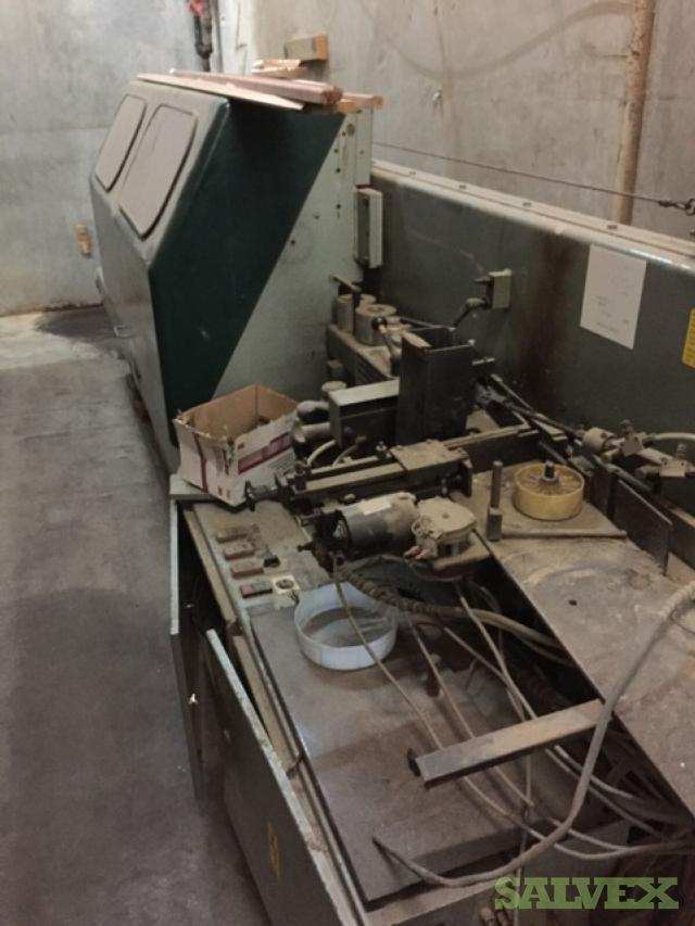 Holzher Sliding Table Saw - For Parts  (1 Unit)