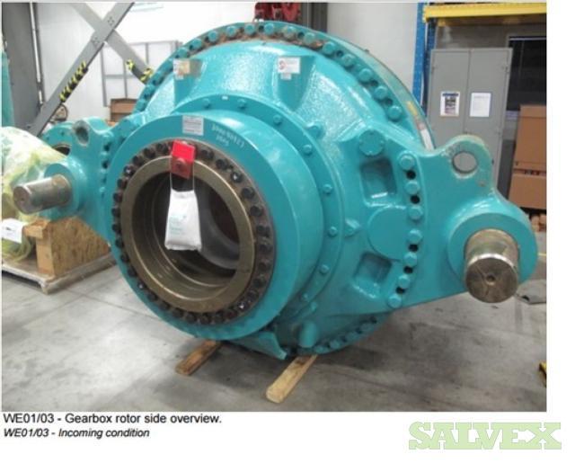 GE 3505 Wind Turbine Gearbox Generator