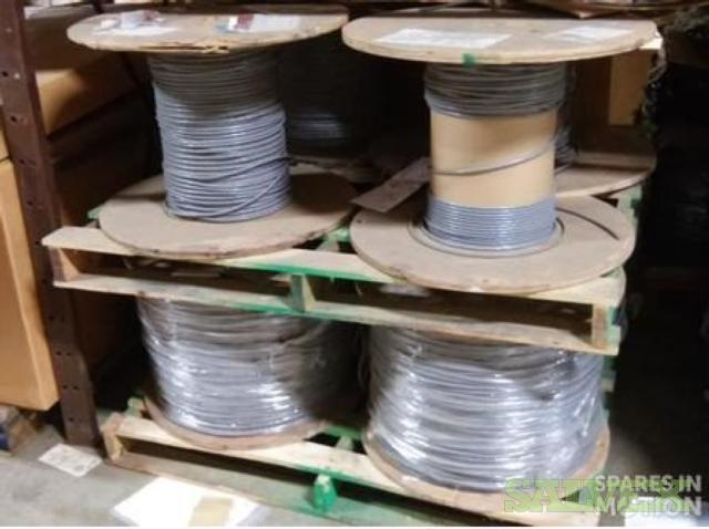 WTEC Cable 3X16AWG 600V 5K/Reel (27,186 ft)