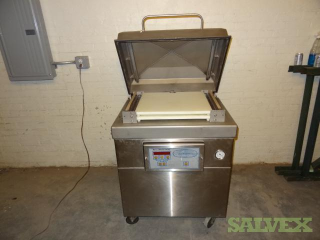 Sipromac 450A Single Chamber Vacuum Packager Bag Sealer Machine