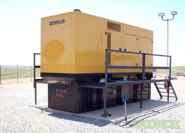 Caterpillar SR4B Standby Generator Set 2004 (625 kva, 500 kw)