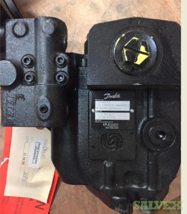 Danfoss Sauer 7004604S Pumps - New Unused (3 Units)